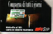 Telefonkarte Italien gut erhalten + unbeschädigt (intern: 2276 )