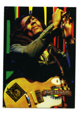 Bob Marley Promo Card #5 of 5 Golden Hobby Edition 1995