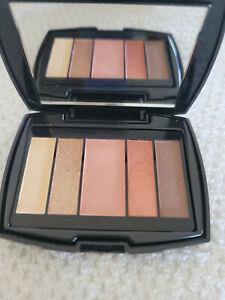 Lancome Color Design Eyeshadow 5 Color Palette SPARKLING SUN