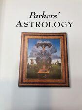 2 Parkers' Astrology/ Astrologers Books By Julia And Derek Parker
