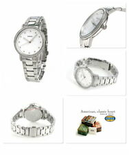 Fossil Womens Analogue Quartz Watch with Stainless Steel Strap ES4287 - RRP £150