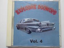 VARIOUS * Explosive Doo Wop Vol. 4 * VG++ (CD)