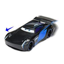 UK 1:55 Scale Diecast Model Car BLACK DISNEY PIXAR CARS 3 JACKSON STORM Toy Gift