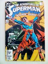 THE ADVENTURES OF SUPERMAN # 425 - DC Comics GOOD CONDITION