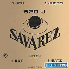 Savarez 520J Guitar String Traditional Acoustic Classic Nylon Very High Tension
