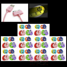 80 6FT USB SYNC DATA POWER CHARGER CABLE IPHONE 4S 4 3GS 3G IPOD TOUCH NANO IPAD