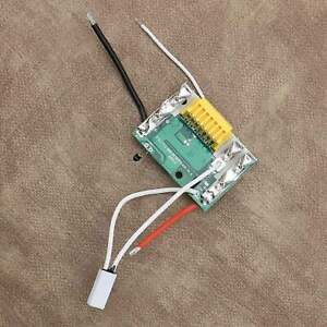 18V Battery PCB Circuit Board Compatible with Makita BL1830 BL1840 BL1850 LXT400