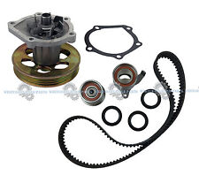 96-98 Toyota Tercel Paseo 1.5L 5EFE DOHC 16V TIMING BELT KIT & WATER PUMP SET