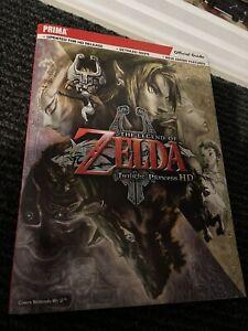 Zelda Twilight Princess Game Guide
