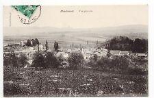 HOUDEMONT Meurthe et moselle CPA 54 vue génerale du village en 1908