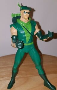 DC Comics Green Arrow Action Figure 2000 6.5""
