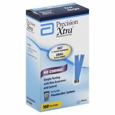 Precision Xtra Over-The-Counter Diabetes Test Strips