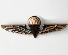 MALAYSIA PARA LARGE JUMP WINGS MALAYSIAN A/F LAPEL HAT PIN BADGE 3 INCHES