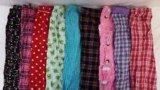 Xhilaration, Joe Boxer Mix Lot of 9 Women's Holiday Pajama Pants Medium M