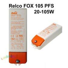 Relco Transformator FOX 105 PFS 20-105W elektro., dimmbar RN1600 Trafo