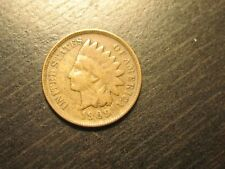 1909-S Indian Head Cents                                                   (A-7)