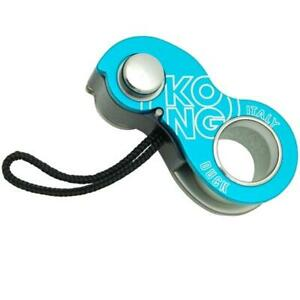 DUCK ALU ALLOY TURQUOISE/GREY by KONG