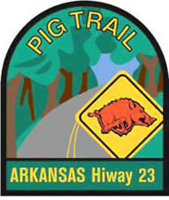 Pig Trail - Arkansas Hiway 23 Patch