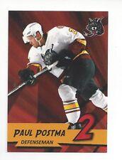 2010-11 Chicago Wolves (AHL) Paul Postma (Ak Bars Kazan)