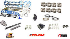 STG 3 PERFORMANCE REBUILD KIT BBC CHEVY 454 1985-1990 .200 DOME FORGED PISTONS
