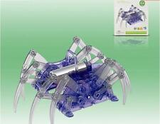 Diy Educational Toy Spider Robot High-Teach Robotic Creature for Children