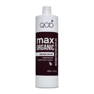 QOD MAX Organiq Brasilianische Keratin Treatment  Formaldehydfrei 1L