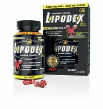 Lipodex All Stars 240 Licaps Double quantity eur43.89/100g