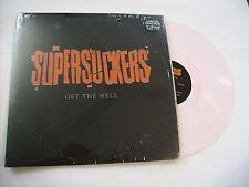 SUPERSUCKERS - GET THE HELL - BRAND NEW LP PINK VINYL + CD - 2014