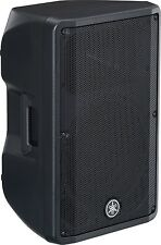 "Yamaha DBR12 12"" 2-Way 1,000 Watt Powered Speaker Active Monitor NEW -Make Offer"