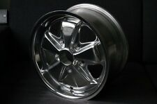 Porsche Fuchs Deep 6 Wheel - NEW Replica TUV approved 6x15 ET36 FULLY POLISHED