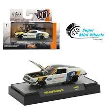 M2 Machines 1:64 - Auto Mods - 1968 Ford Mustang GT - Ford Performance