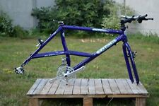 ALPINESTARS AL MEGA DX vintage 90s mountainbike mtb frameset DEORE DX groupset