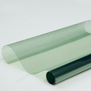 VLT 5%~70% Car Tint Car Glass Tinting 100% UV Proof Nano Ceramic Film 50x200 cm