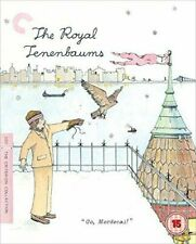 Royal Tenenbaums - The Criterion Collection - Blu-ray Region A