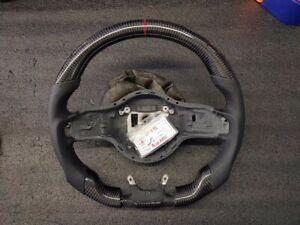 Mercedes Benz / BMW Carbon Fibre Steering Wheel (Custom Made)-AMG,M Cars