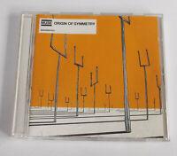 Muse Origin Of Symmetry 2001 CD - VG