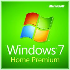 Windows 7 Installation Install DVD Disc Home Premium 64 bit only + License key