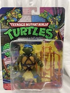 Teenage Mutant Ninja Turtles LEONARDO Playmates Toys Action Figure Nickelodeon