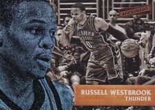 Russell Westbrook 2016-17 Panini Aficionado Baloncesto Cartas Coleccionables,#52