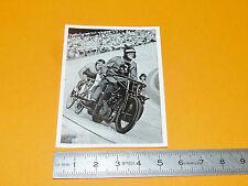 CHROMO PHOTO 1952 CIGARETTES KOSMOS SIEG ÜBER RAUM ZEIT CYCLISME 6 JOURS KILIAN