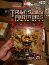 Transformers Revenge of the Fallen Autobot BUMBLEBEE 2008 Deluxe Class new ROTF