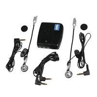 KIT INTERFONO CASCO MOTO MP3 LAMPA 90251