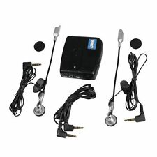 KIT INTERFONO CASCO MOTO MP3 LAMPA 90251