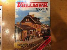 Vollmer Hauptkatalog 1987/1988