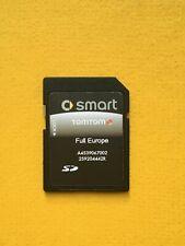SMART 453 TomTom Sat Nav NAVIGATION MAP SD Card Europe and UK 2019 - 2020 NEU