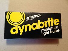 Dynabrite Automotive Miniature Light Bulb 3457 Box of 10 Tail lamp Turn 12V