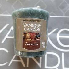 Yankee Candle Patchouli Votive htf halloween 49g