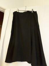 Jump ladies career skirt black size 14