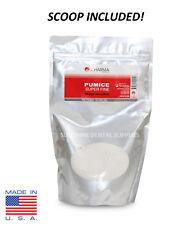 "Dental Pumice Powder Flour Superfine ""FFF"" Grit 1 LB Bag Prophylaxis Scaling"
