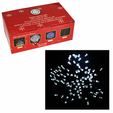 200 Battery Christmas Lights Multi-action; Indoor or Outdoor  - White